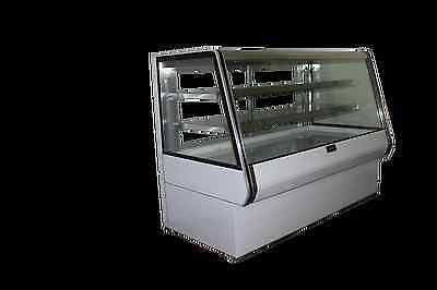 """Cooltech Dry Counter Bakery Pastry Display Case 60"""""""