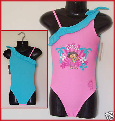 ~ DORA ~ Girls  SWIMWEAR / BATHERS / TOGS Cute NEW Sz 2