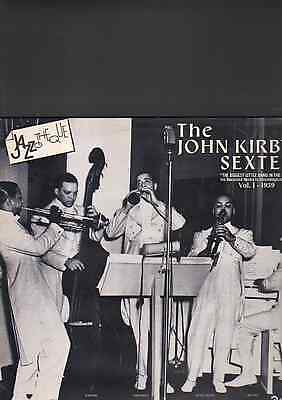 The John Kirby sextet- vol. I 1939 LP