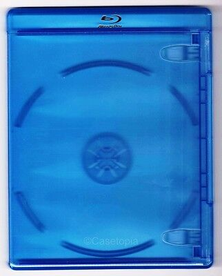 NEW! 5 Premium VIVA ELITE Single Disc Blu-ray Cases - Holds 1 Disc