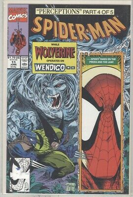 Spider-Man lot #11, 12, 14 Todd McFarlane 1991