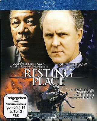 10x Resting Place Blu-Ray METALPAK mit Morgan Freeman