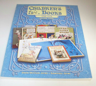 Collector's Guide to Children's Books 1950-1975 Vol III - Price Guide