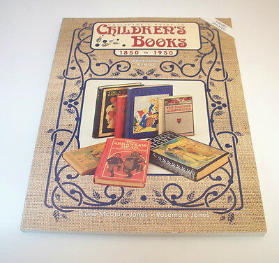 Collector's Guide to Children's Books 1850-1950  - Price Guide