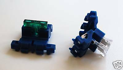 2 x Portafusible Aéreo Ladrón UNE Porta fusible Fuse Holder Robacorrientes