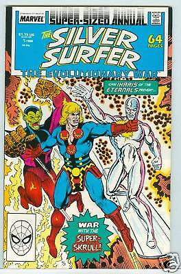 Silver Surfer Annual #1 - 1988