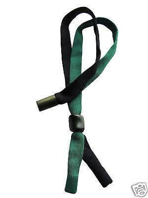 Black & Green Glasses Sunglasses Sports Adjustable Strap Cord Eyewear Retainer