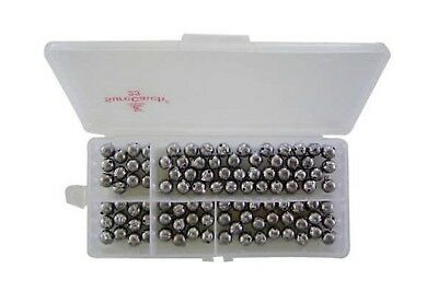 100 x Size 1 Fishing Ball Sinkers in Tackle Box