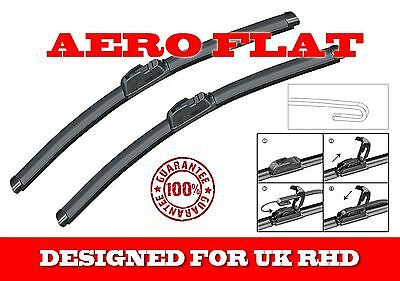 "Rover MG ZT 2001-2005 BRAND NEW FRONT WINDSCREEN WIPER BLADES 22""22"""