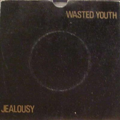 """Wasted Youth - jealousy/baby 45"""" CLEAR VINYL"""