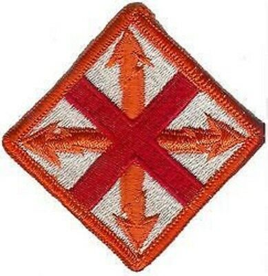 Us Army 142Nd Signal Brigade Patch - Full Color
