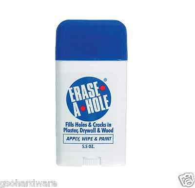 Erase-A-Hole for Drywall Plaster Wood Repair Patch NEW!