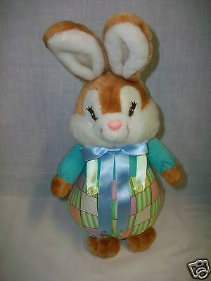 1989 American Greetings BLOOMER BUNNY Rabbit Plush Toy