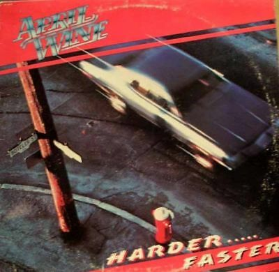 APRIL WINE - harder faster LP