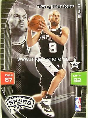 Panini NBA Adrenalyn XL - Tony Parker - San Antonio