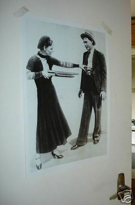 Bonnie and Clyde Great Poster Gangster NEW