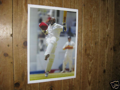 Brian Lara Cricket Legend Awesome New POSTER Cel