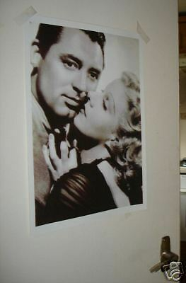 Cary Grant and Jean Harlow NEW Poster