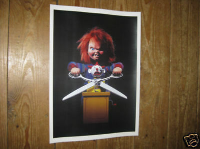 Child's Play Chucky Fantastic New POSTER
