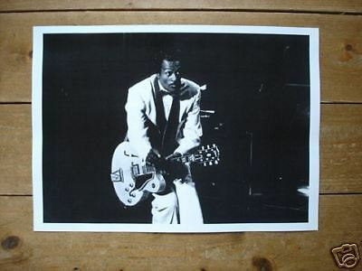 Chuck Berry Fantastic New Poster