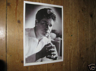Cliff Richard Awesome New BW POSTER Pepsi