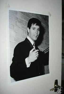 Cliff Richard Young GREAT Poster New Stairs
