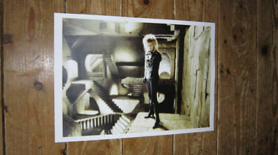 David Bowie Labyrinth Great New Scene POSTER