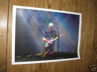 David Gilmour Pink Floyd Live on Stage POSTER