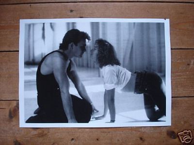 Dirty Dancing Patrick Swayze GREAT new poster