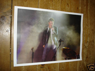 Donny Osmond Fantastic New Colour POSTER Smoke