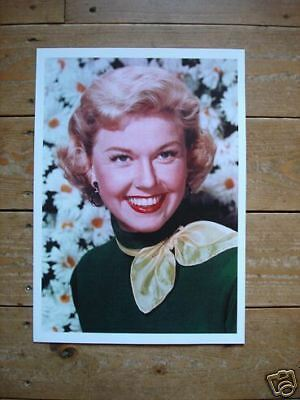 Doris Day NEW Poster Colour