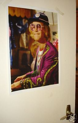 Elton John Early Days Great Poster NEW