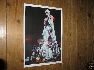 Elton John Tommy Awesome New POSTER