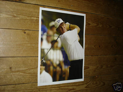 Ernie Els Golf Legend Awsome New POSTER