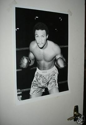 George Foreman Heavyweight NEW POSTER