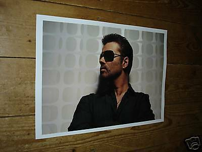 George Michael Great New Poster Profile