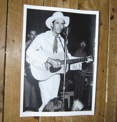 Hank Williams Country Legend POSTER