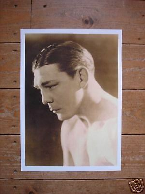 Harry Greb Boxing Legend POSTER
