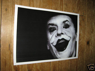 Jack Nicholson is the JOKER Awsome Poster