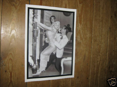 Jayne Mansfield Too Hot to Handle POSTER