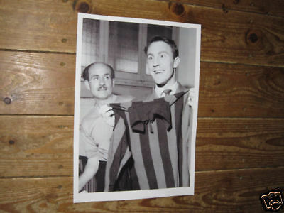 Jimmy Greaves Joins Milan POSTER