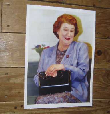 Keeping Up Appearances Mrs Bucket POSTER Bag