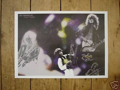 Led Zeppelin Great New Art Poster