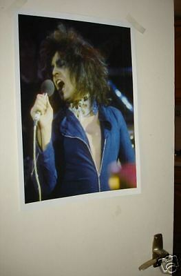 Marc Bolan Colour Door Poster mike #2