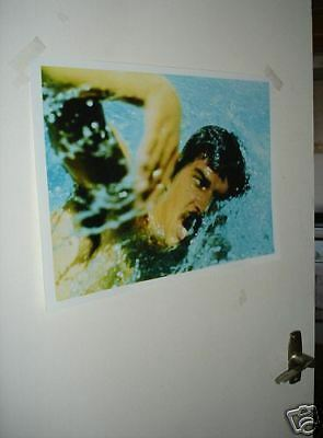 Mark Spitz Olympic Hero Swimming Great New POSTER