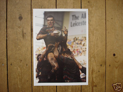 Martin Johnson Rugby Legend Awsome POSTER