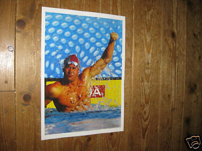 Michael Phelps USA Olympic Great Swimmer POSTER Arm