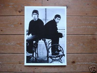 Oasis Noel Liam Gallagher GREAT Poster New Chairs