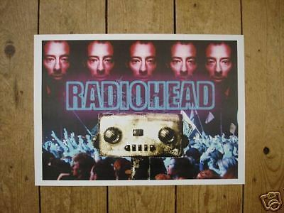 RadioHead Great New Poster