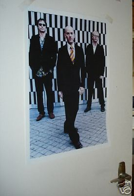 REM MICHAEL STIPE  Poster NEW Check